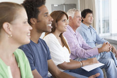 Meeting Of Support Group Stock Photography