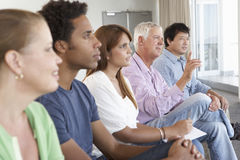 Meeting Of Support Group Stock Images