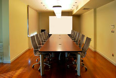 Meeting table Stock Photos