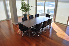 Meeting table Stock Image