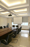 Meetingroom Fotografia de Stock Royalty Free
