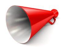 Megáfono Fotografía de archivo libre de regalías