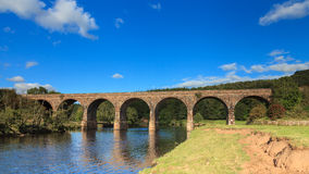 Meg Viaduct lunga fotografia stock