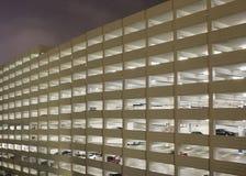 mega структура стоянкы автомобилей Стоковое Изображение RF