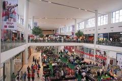 Mega- Bangna-Einkaufszentrum Lizenzfreies Stockfoto