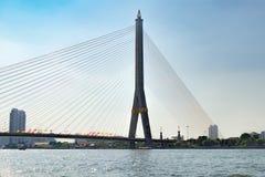Mega- Brücke in Bangkok, Thailand Lizenzfreie Stockbilder
