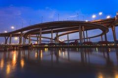Mega Bridge Royalty Free Stock Photography