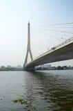 Mega bridge in Bangkok,Thailand Royalty Free Stock Image