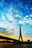 Mega bridge in Bangkok,Thailand Stock Photography