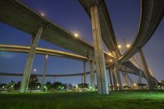 Mega Bridge Royalty Free Stock Photo