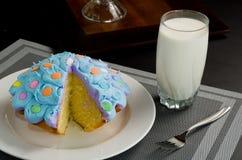 Mega Cupcake Royalty Free Stock Images