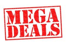MEGA DEALS Stock Photography