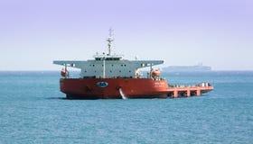MEGA FÖRTROENDE för skepp Royaltyfri Fotografi
