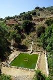 Mega Kretan nöjesfält Arkivbilder