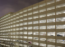 Mega Parking Structure Royalty Free Stock Image