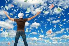 Mega profit. Royalty Free Stock Image