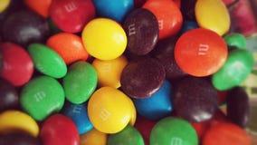 Mega sötsaker Arkivfoto