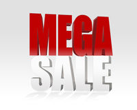 Mega Sale Stock Images