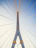 Mega sling Bridge,Rama 8 Stock Photos
