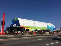 Mega Store Rio 2016 Stock Photo