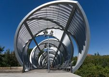 Mega struktur, runda som är koncentrisk, cirklar royaltyfri foto