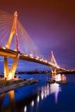 Megabridge in Thailand Stock Foto's