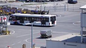 megabus almacen de metraje de vídeo
