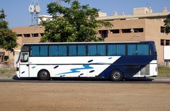 megabus Coche imagen de archivo