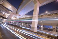 Megacity Highway Royalty Free Stock Image