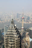 Megacity Shanghai, China Royalty Free Stock Photo