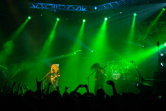 Megadeth Royalty Free Stock Photography