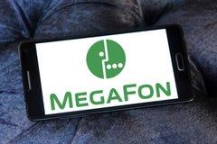 MegaFon telecom operator logo Stock Photo