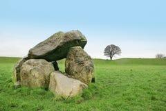megalit Obrazy Stock