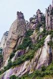 The megalith peak Royalty Free Stock Image