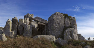 Megalith stones royalty free stock images