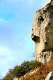 Megalithe Argimusco Lizenzfreie Stockbilder