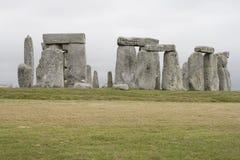 megalithic μνημείο stonehenge Στοκ Φωτογραφίες