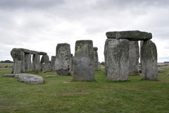 megalithic μνημείο stonehenge Στοκ φωτογραφία με δικαίωμα ελεύθερης χρήσης