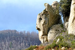 Megaliths Argimusco Royalty Free Stock Photos