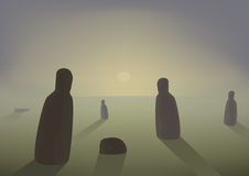 Megaliths Royalty Free Stock Image