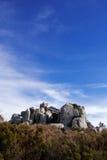 megalithstenar Fotografering för Bildbyråer