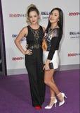 Megan en Liz Royalty-vrije Stock Afbeeldingen