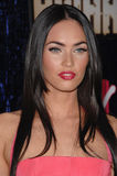 Megan Fox royalty free stock image