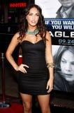 Megan Fox Stock Photo
