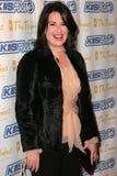 Megan Mullally, ρύπανση της Debra στοκ εικόνα