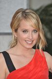 Megan Park Royalty Free Stock Image