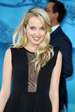 Megan Park arrives at the royalty free stock photography