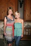Megan Ward,Kristen Storms Royalty Free Stock Images