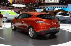 megane Renault Fotografia Stock
