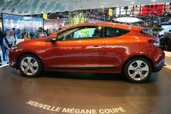 megane renault coupe Стоковые Фотографии RF